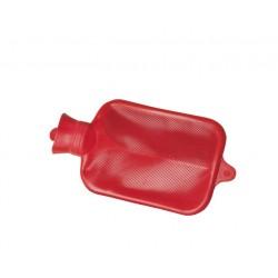 Borse per acqua calda in pura gomma  -bilamellata
